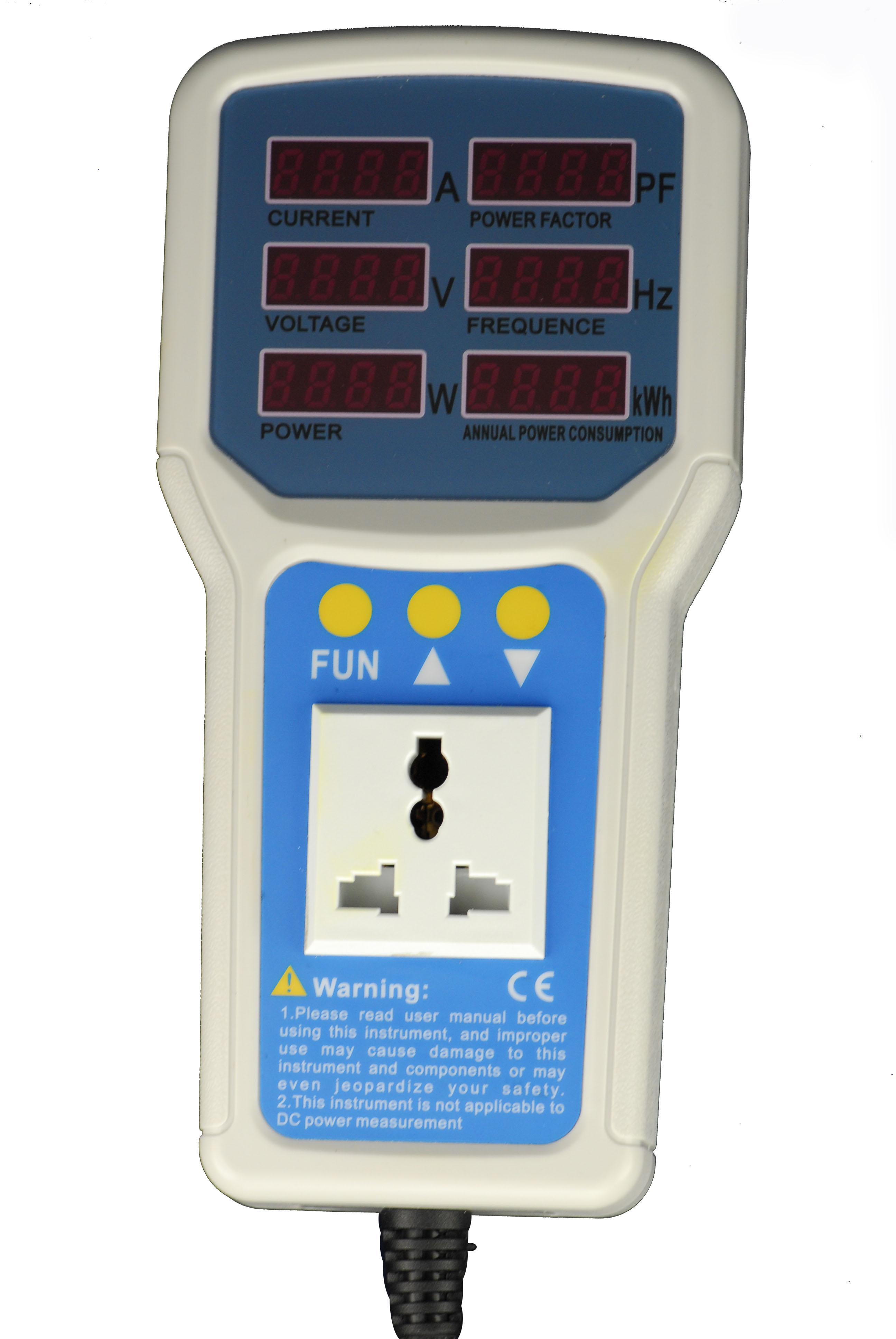 VICTOR WT98 Electricity Meter VICTORWT98