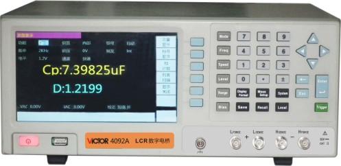 VICTOR4092A/4092B/4092C/4092D/4092E电桥