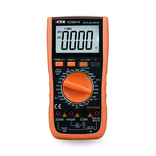VC9801A+