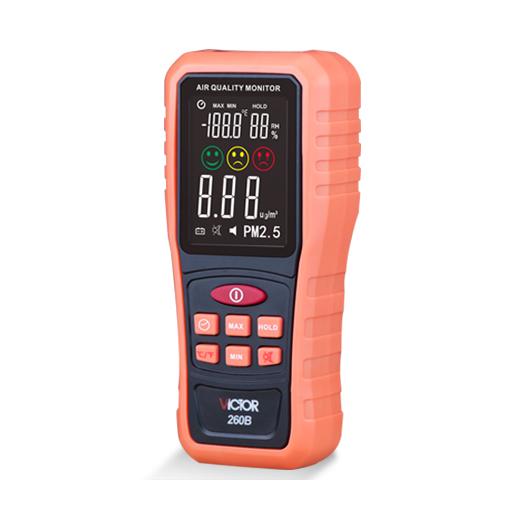 VICTOR 手持环境监测仪PM2.5检测