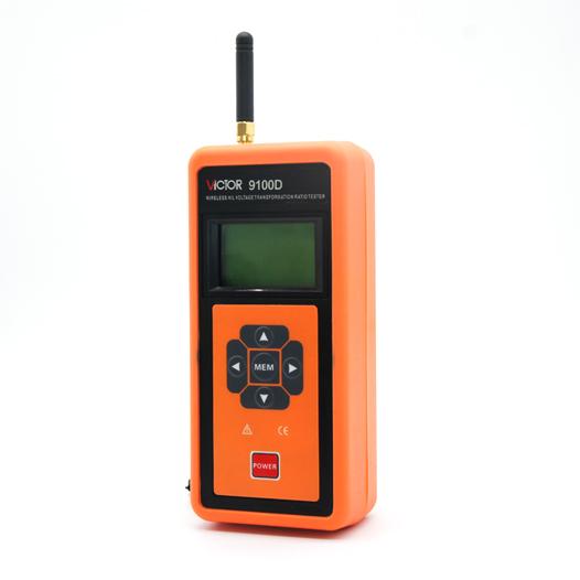 VICTOR 9100D无线高低压变比测试仪