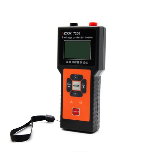 VICTOR 7200漏电保护器测试仪
