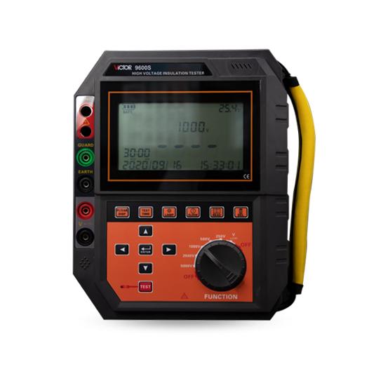 VICTOR 9600S高压绝缘电阻测试仪