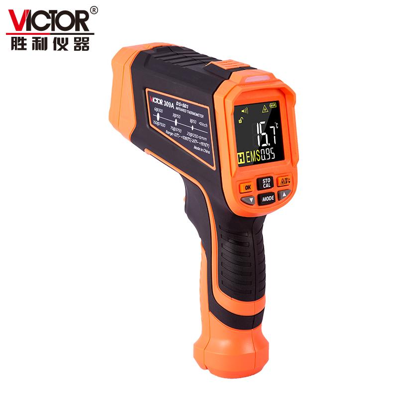 VICTOR 309A/309B/309C红外线测温仪